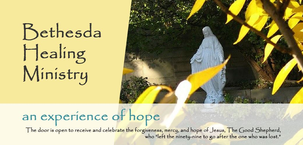 Bethesda Healing Ministry - About Us